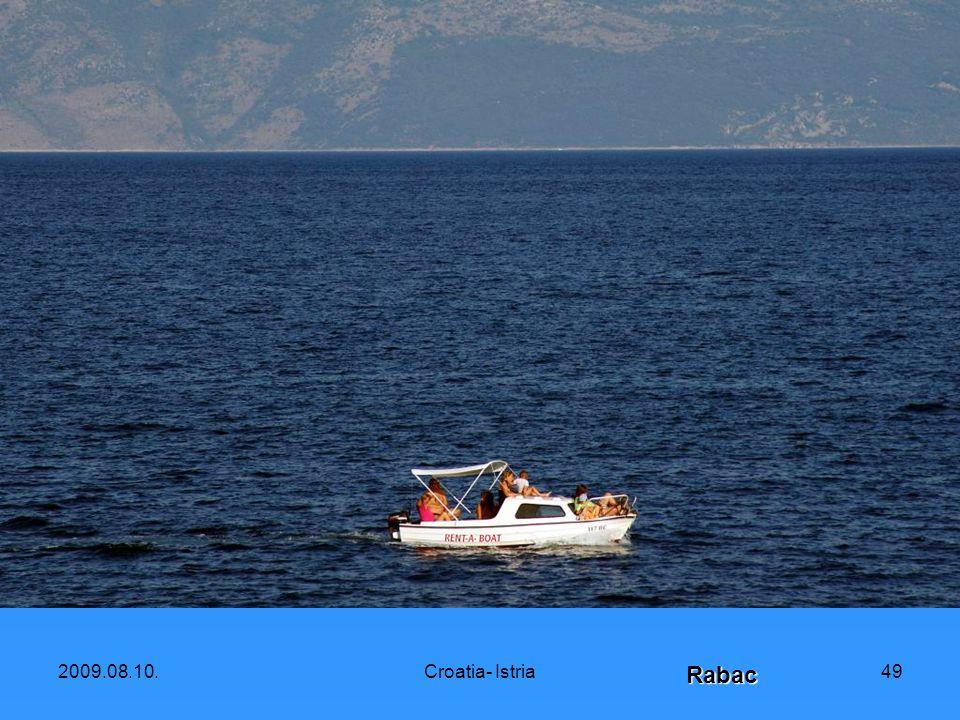 2009.08.10.Croatia- Istria49 Rabac