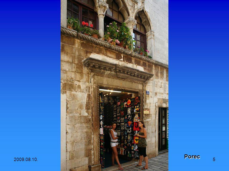 2009.08.10.Croatia- Istria5 Porec