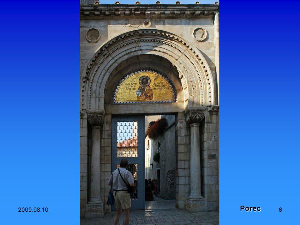 2009.08.10.Croatia- Istria6 Porec