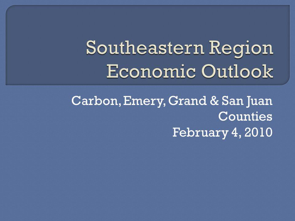 Carbon, Emery, Grand & San Juan Counties February 4, 2010