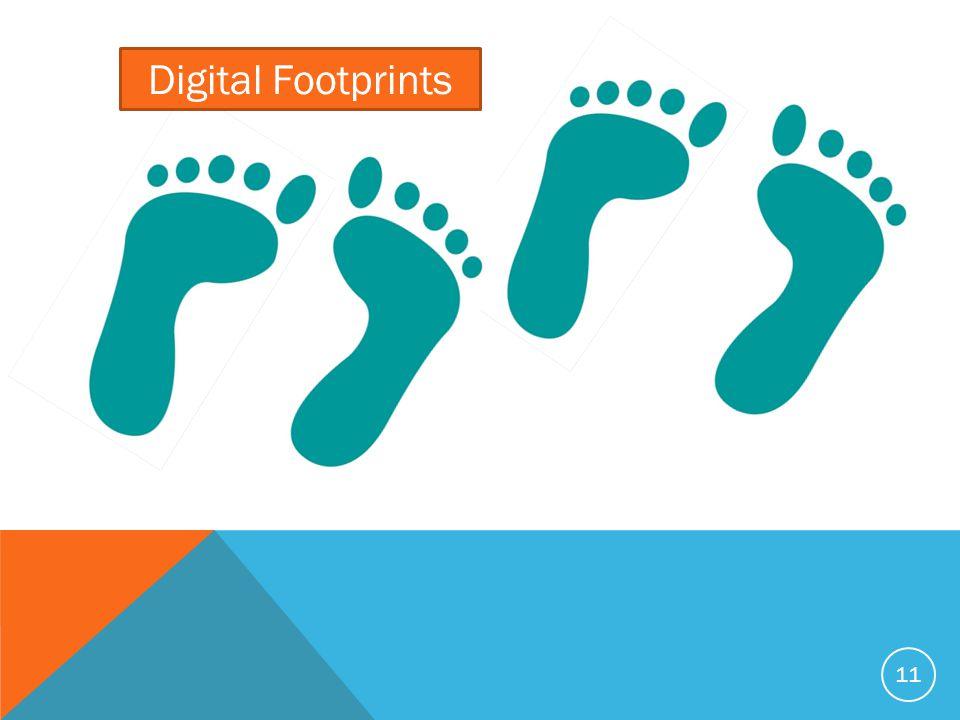 Digital Footprints 11