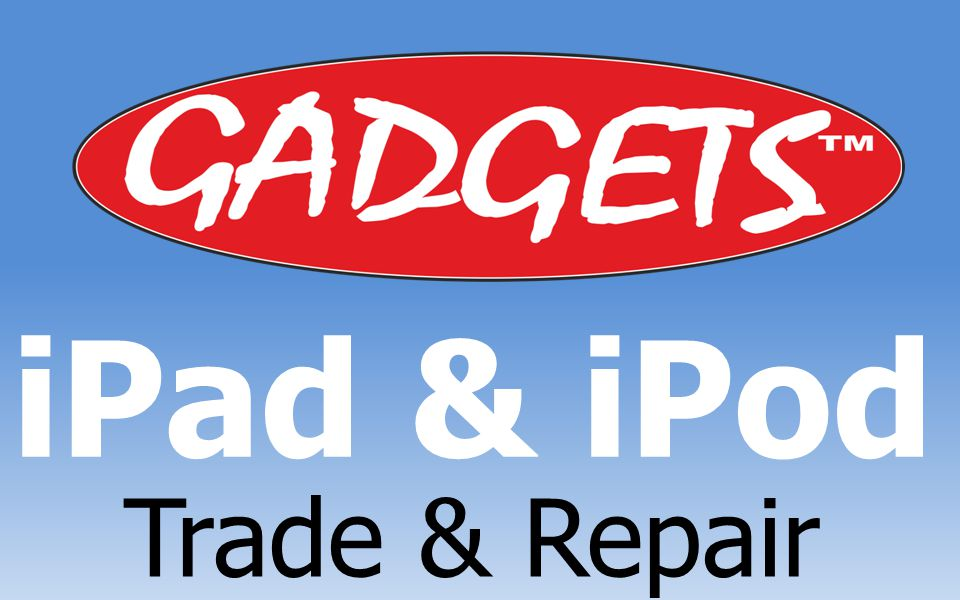 iPad & iPod Trade & Repair