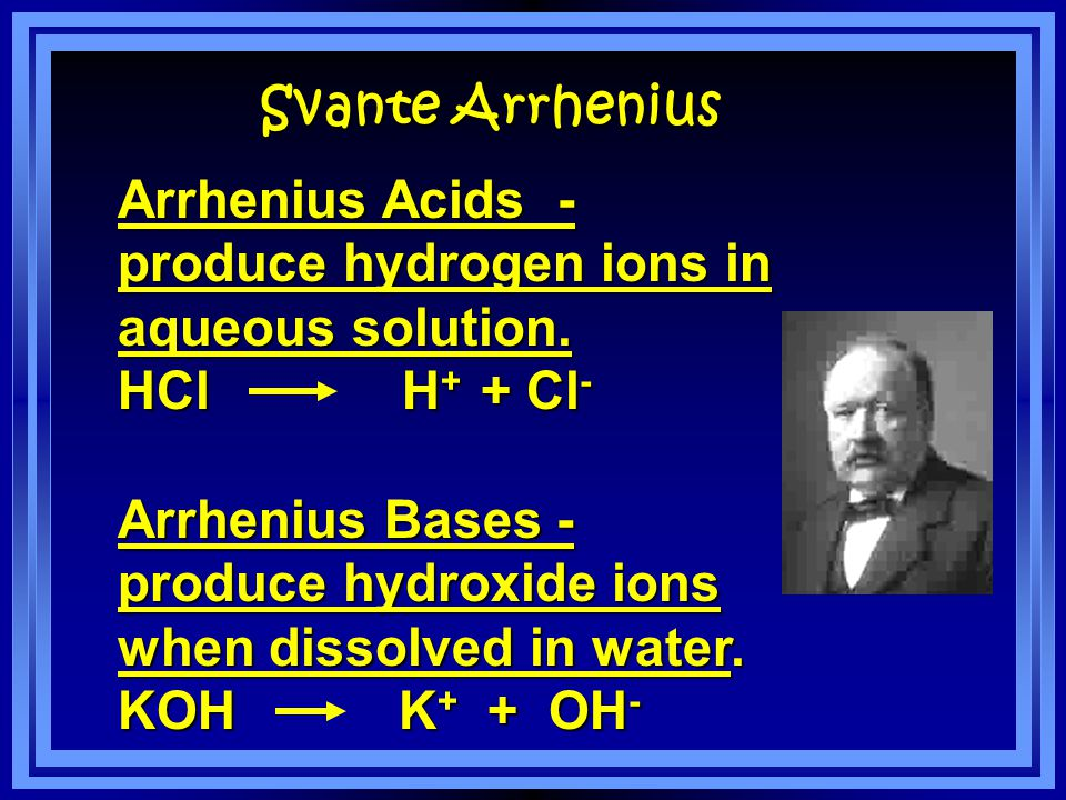 ACID – BASE THEORIES There are 3 main acid-base theories.