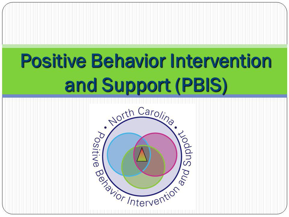 School Requirements Partnership Agreement Training in all three PBIS Modules Module One: Universals/Tier One Module Two: Secondary/Tier Two Module Three: Tertiary/Tier Three System to collect and analyze data Ongoing staff development at the school level