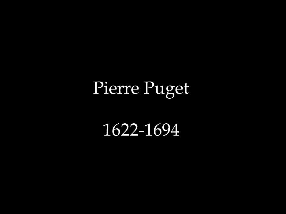Pierre Puget 1622-1694