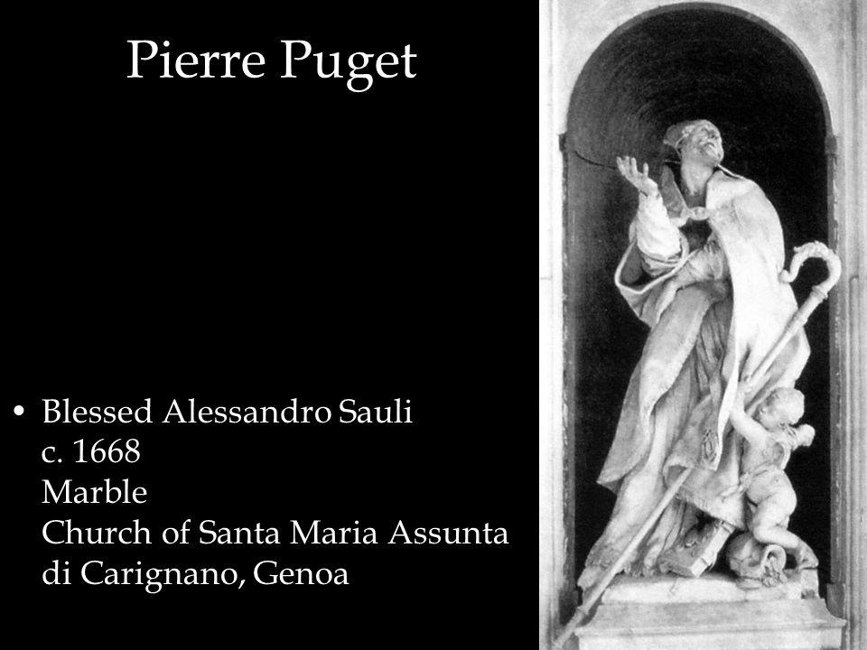 Pierre Puget Blessed Alessandro Sauli c.