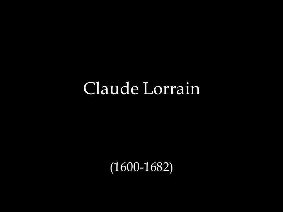 Claude Lorrain (1600-1682)