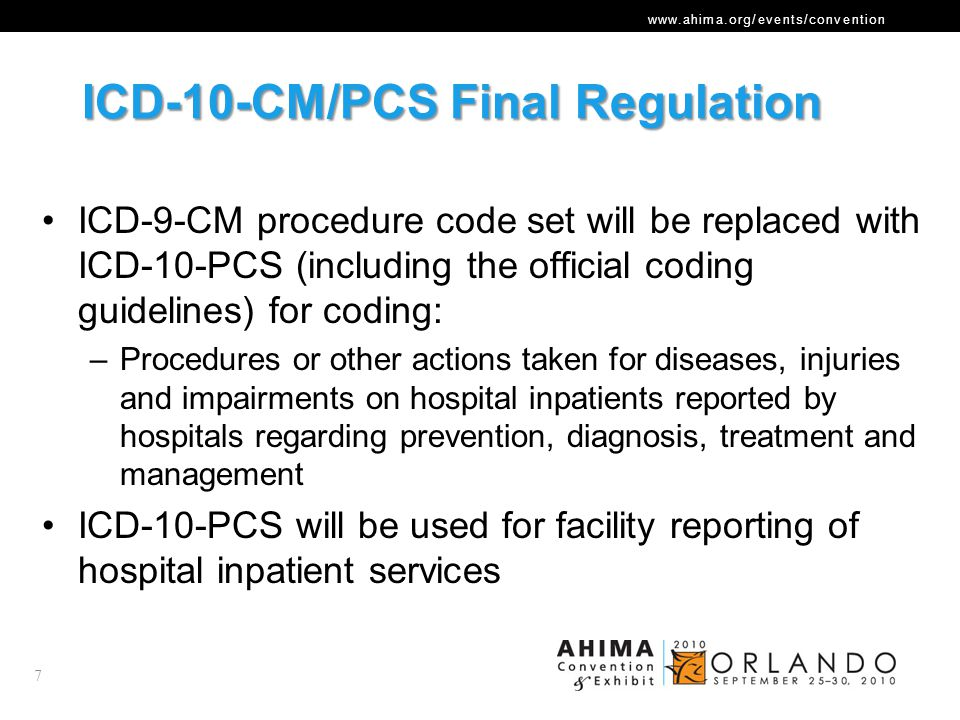 www.ahima.org/events/convention ICD-10-CM - Fractures Displaced vs.