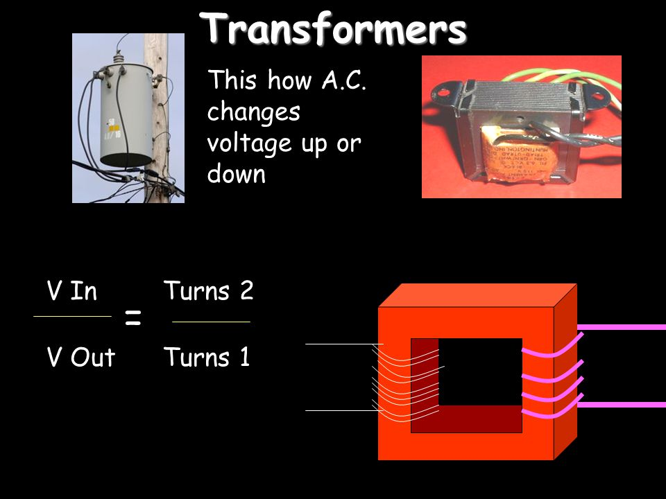Mutual induction Induction in a second circuit caused by changes in a first circuit Main use in a transformer As the current changes the field changes