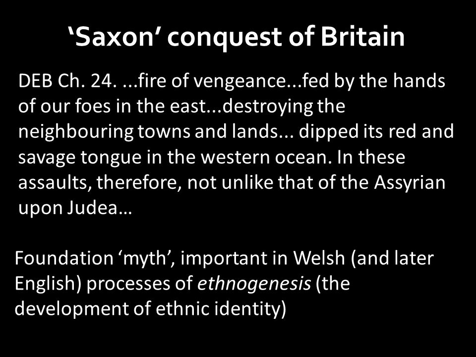C5-7 Anglo-Saxon Burials and DNA Weapon burials: 29.5-82.4% Immigrants: 10% of population.
