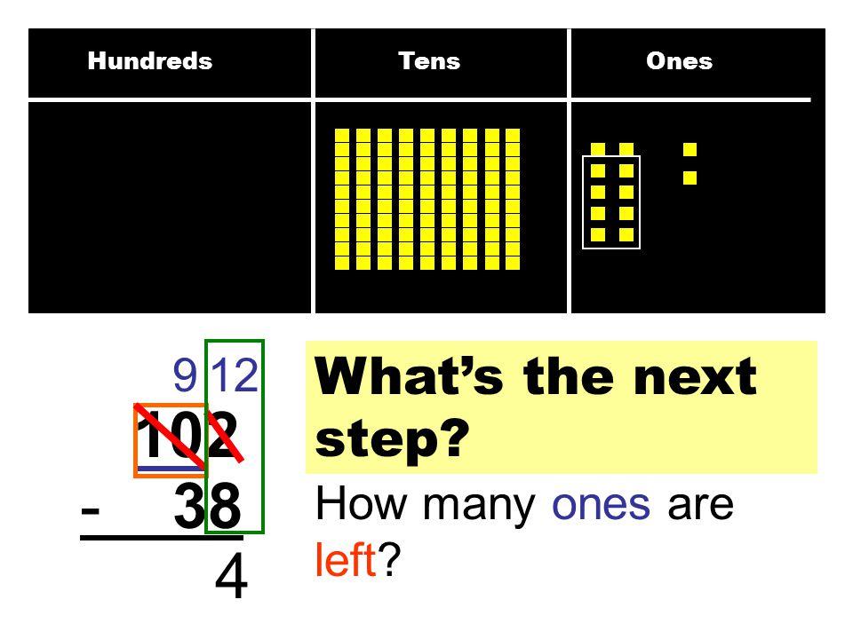 Subtract Across Zeroes 502 - 14 4912 884