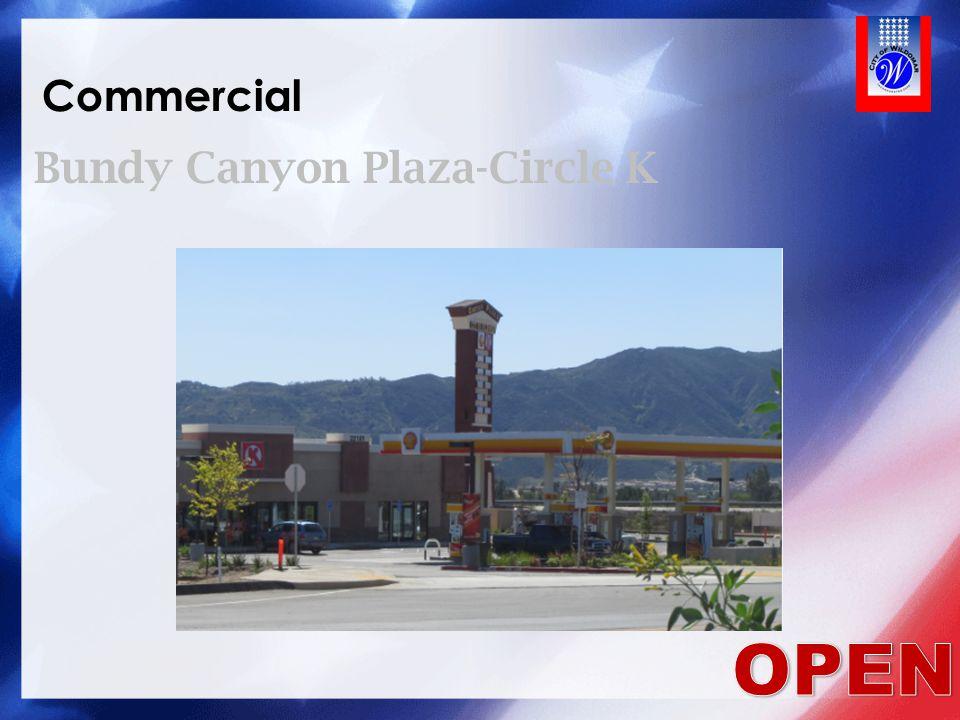 Bundy Canyon Plaza-Circle K Commercial