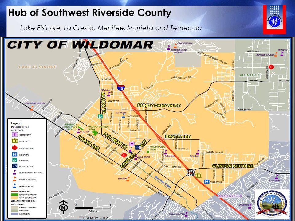Hub of Southwest Riverside County Lake Elsinore, La Cresta, Menifee, Murrieta and Temecula 3