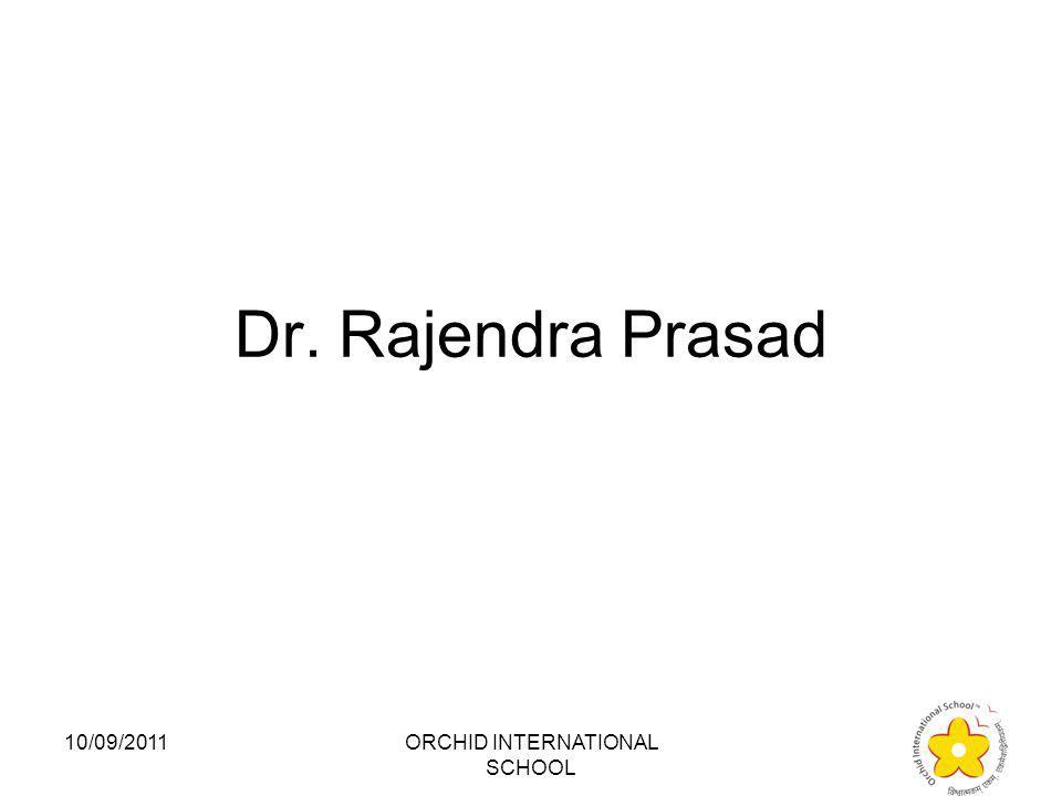 Who was the first President of India.1.Dr. S. Radhakrishnan 2.Jawaharlal Nehru 3.Dr.