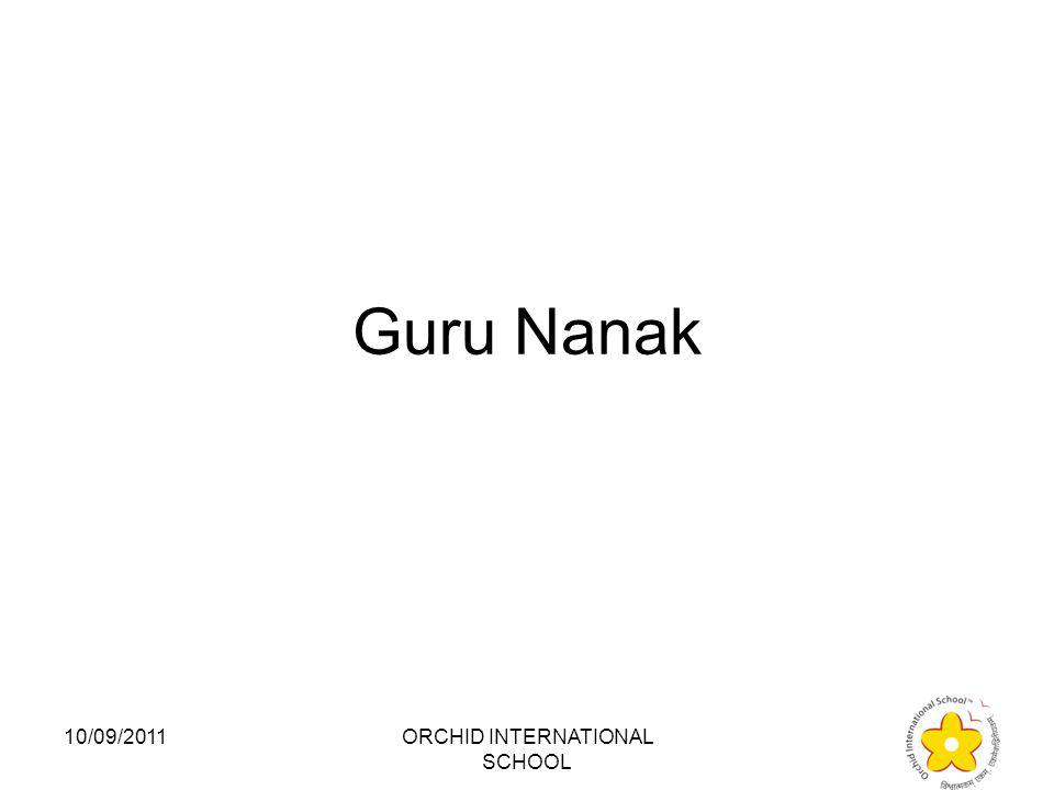 Who was the founder of Sikhism.1.Guru Gobind Singh 2.