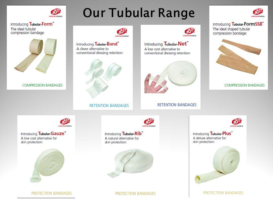Our Tubular Range