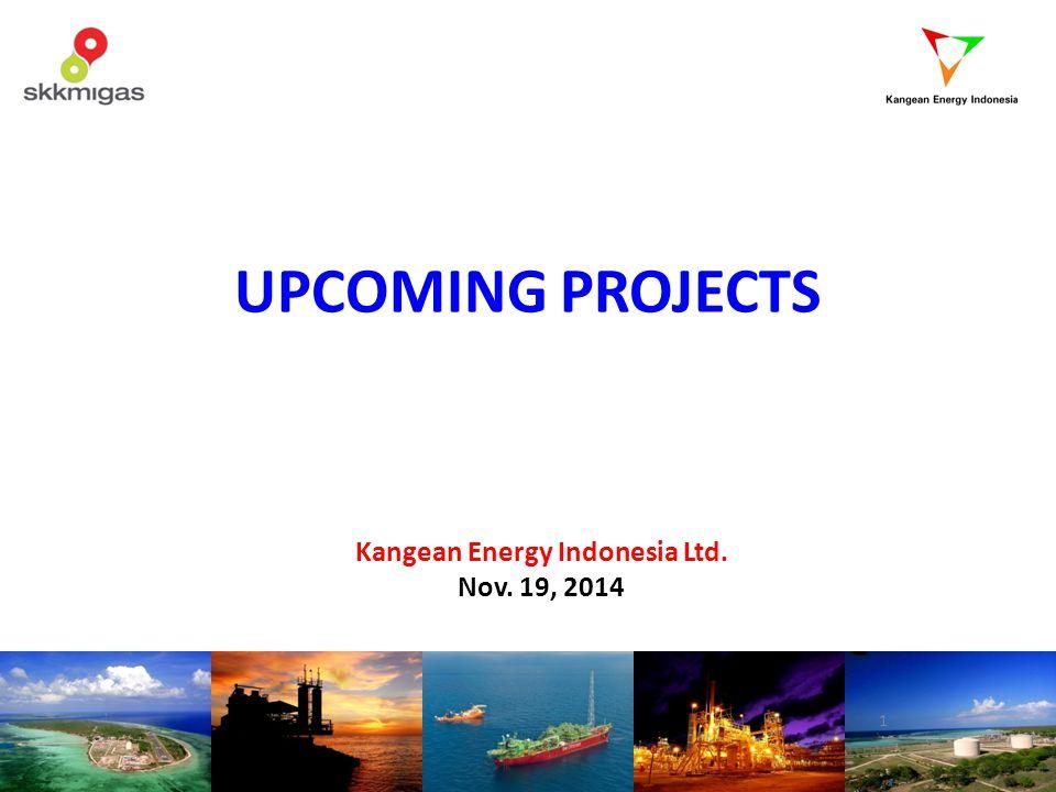 Agenda Kangean Block Upcoming Projects TSB Phase-2 Development Project South Saubi Exploration Project 2