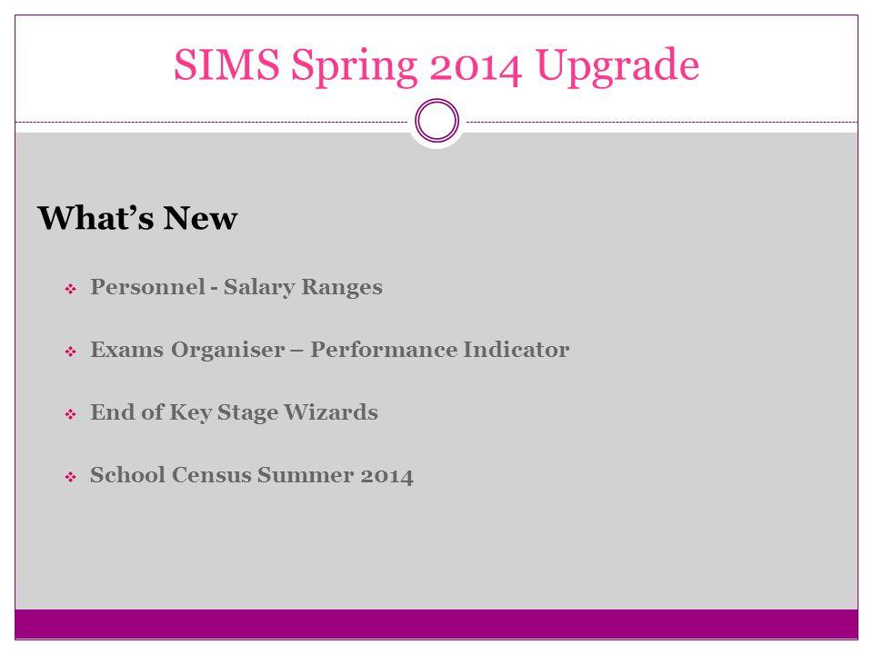 SIMS Seminar May 2014 Pupil Premium 2014 (PPG)