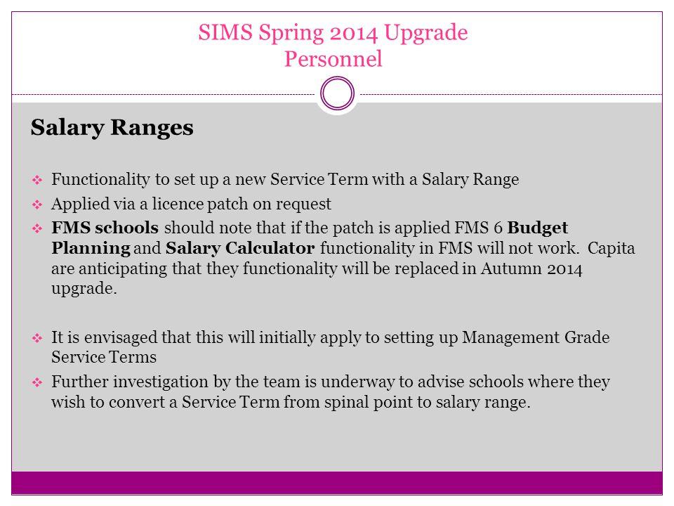 School Census Summer 2014 Fileset Fileset: Upgrade will install Fileset 160.