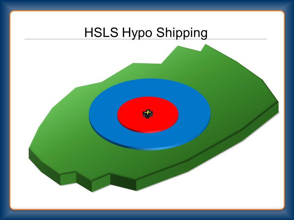 HSLS Hypo Shipping