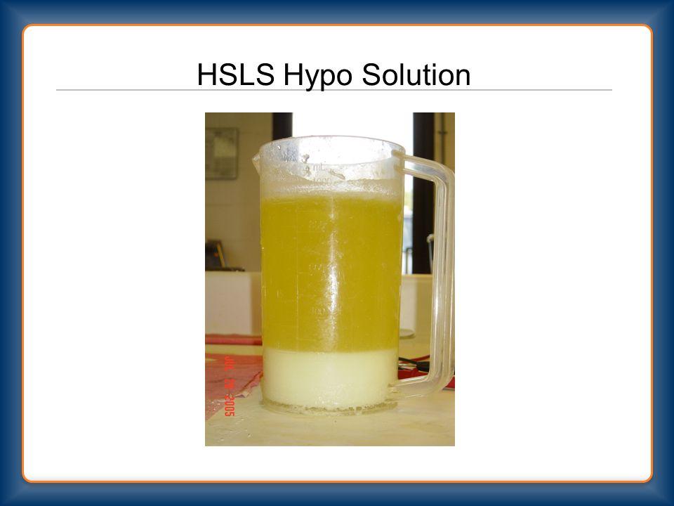 HSLS Hypo Solution