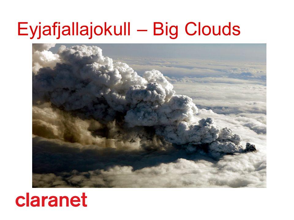 Eyjafjallajokull – Big Clouds