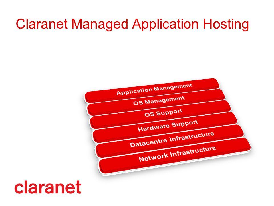 Claranet Managed Application Hosting