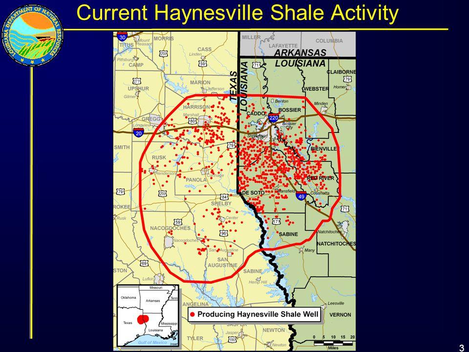 3 Current Haynesville Shale Activity