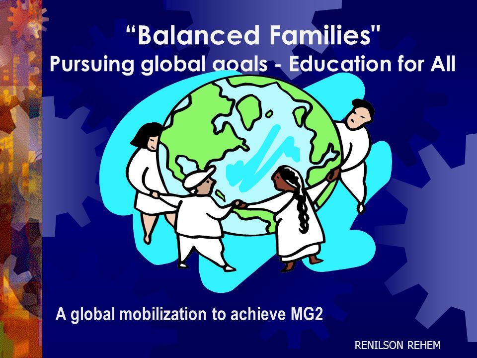 Advantages of integrating adults' alphabetization within major training and development programs Cúpula Mundial da Família +6 Paris - França   3 a 5 Dezembro 2010 RENILSON REHEM