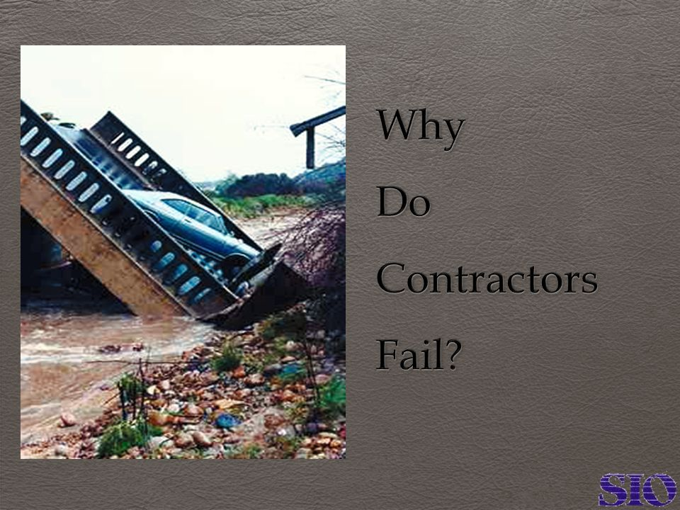 Tips for Contractors to Avoid Default  Contract  Bond forms  Qualify surety  Qualify owner  Surety Relationship Contractors