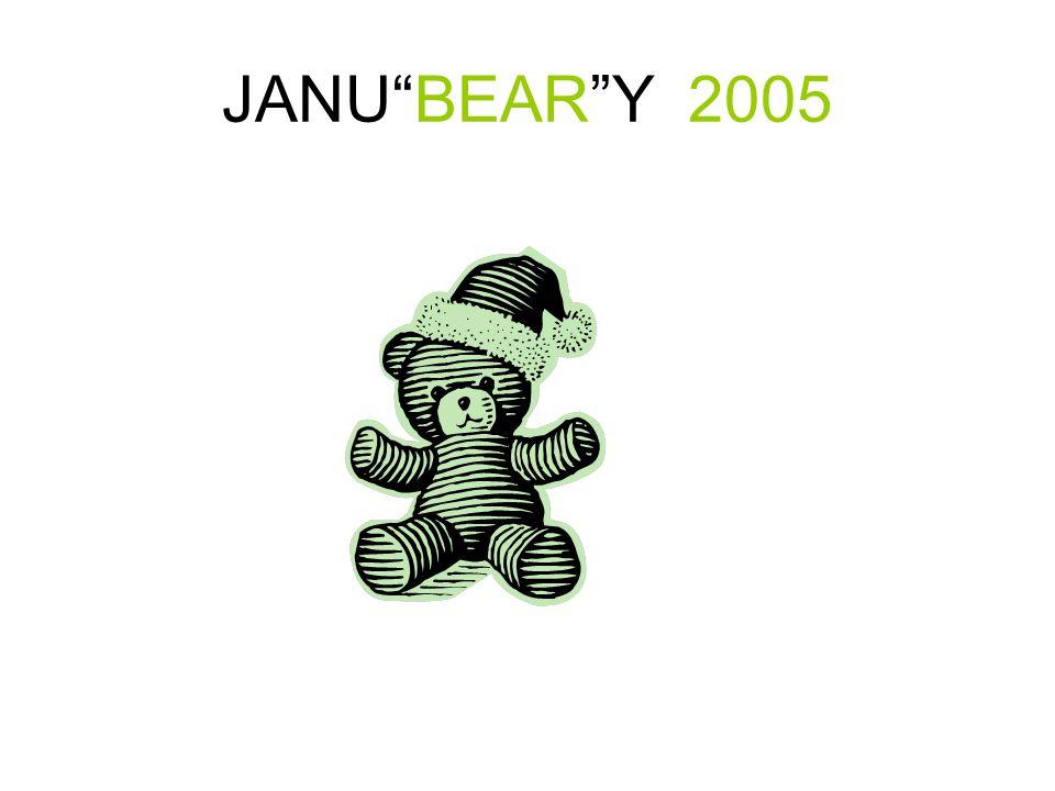 JANU BEAR Y 2005