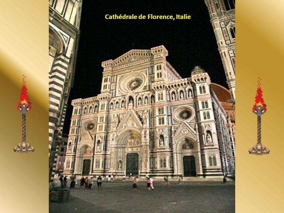 Cathédrale de céfalu, Palerme, Sicile, Italie
