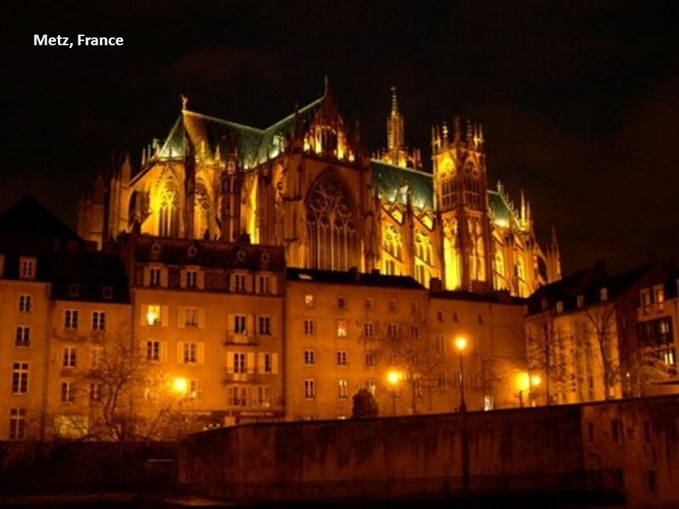 Cathédrale Notre Dame, Poitiers, France