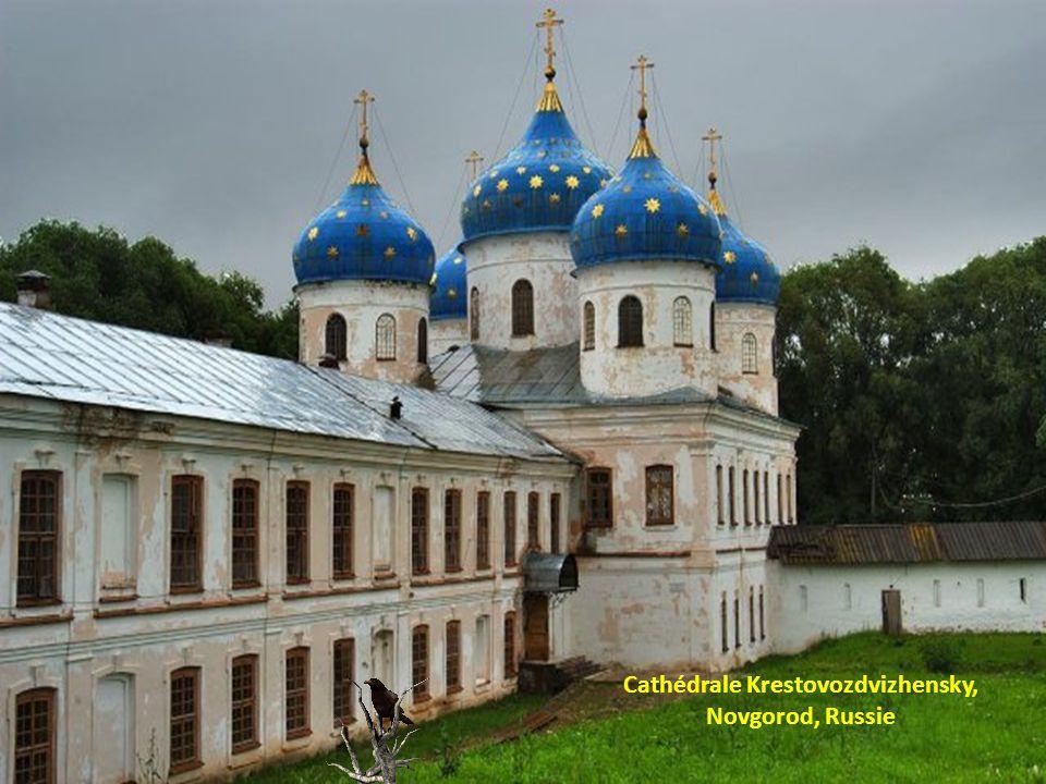 Cathédrale Kazansky, St Petersburg, Russie