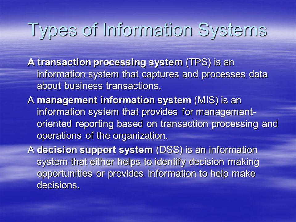 Sample MIS Report