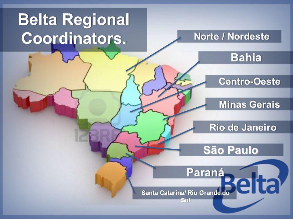 Belta Regional Coordinators.
