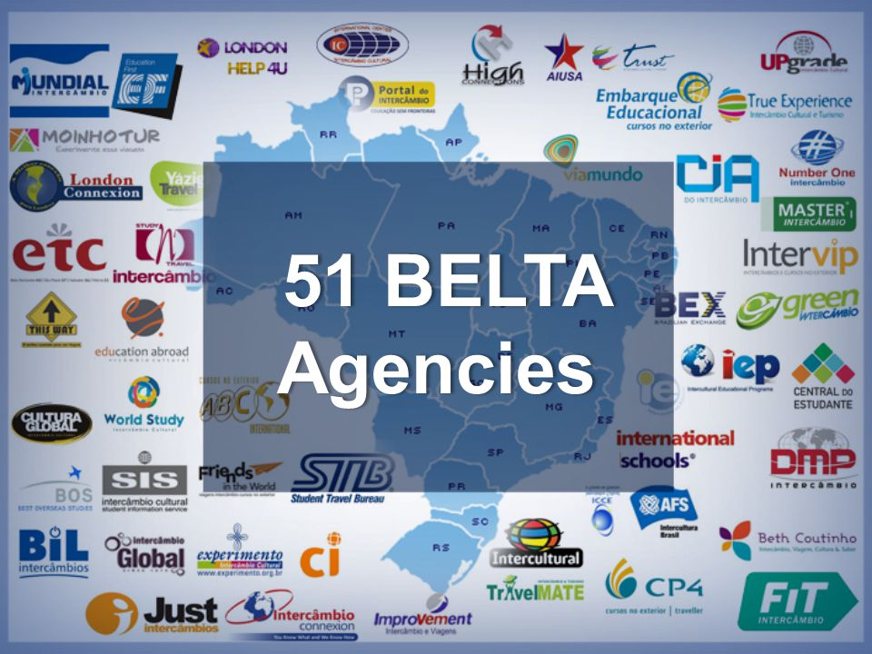 51 BELTA Agencies 51 BELTA Agencies