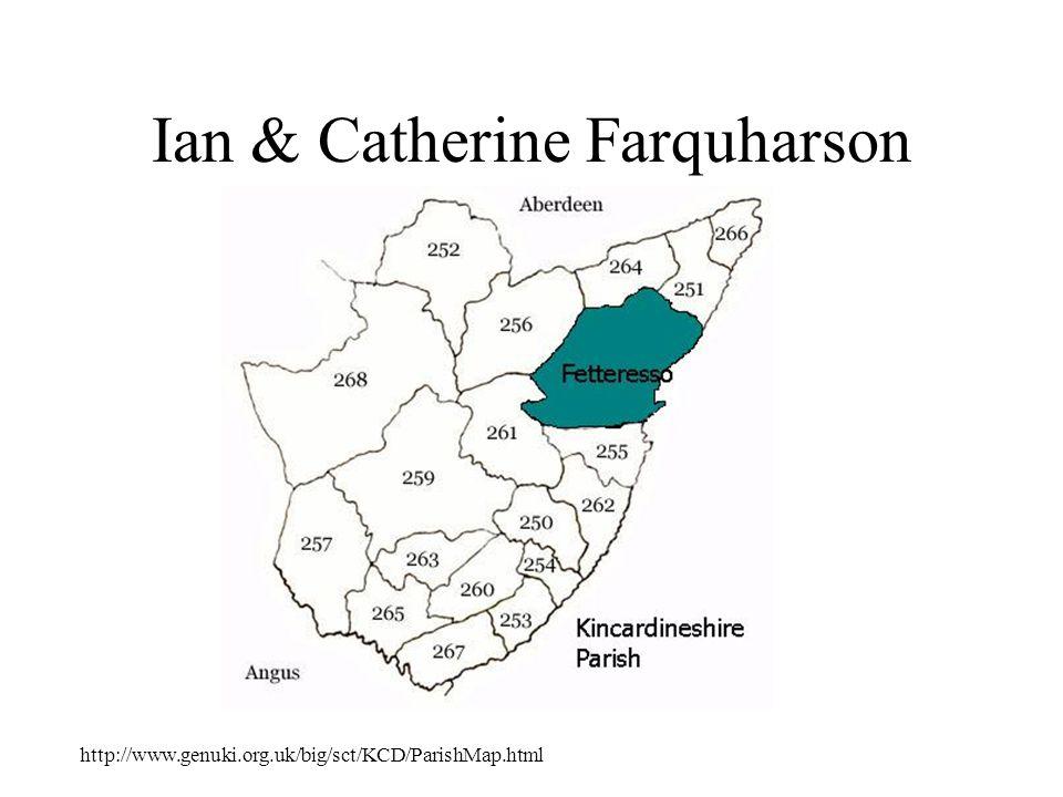 Ian & Catherine Farquharson http://www.genuki.org.uk/big/sct/KCD/ParishMap.html