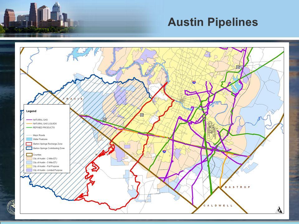 Austin Pipelines