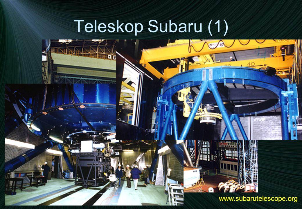 Teleskop Subaru (1) www.subarutelescope.org