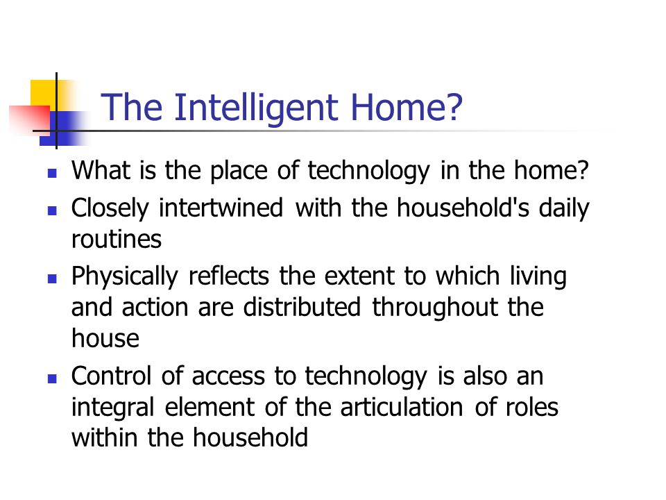 "Home Improvements: Potential futures Computers moving away from the workplace so what of work studies? ""wild and wacky"" ideas to drive our research Th"