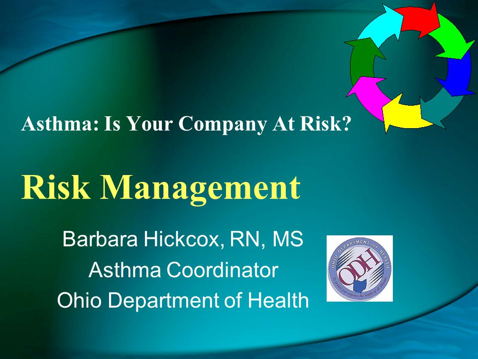 Asthma: Is Your Company At Risk.