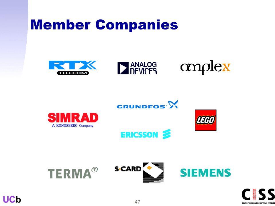 UCb 47 Member Companies