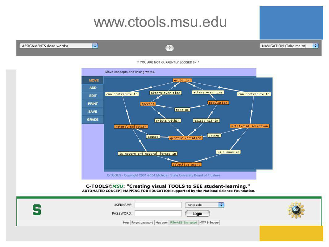 www.ctools.msu.edu