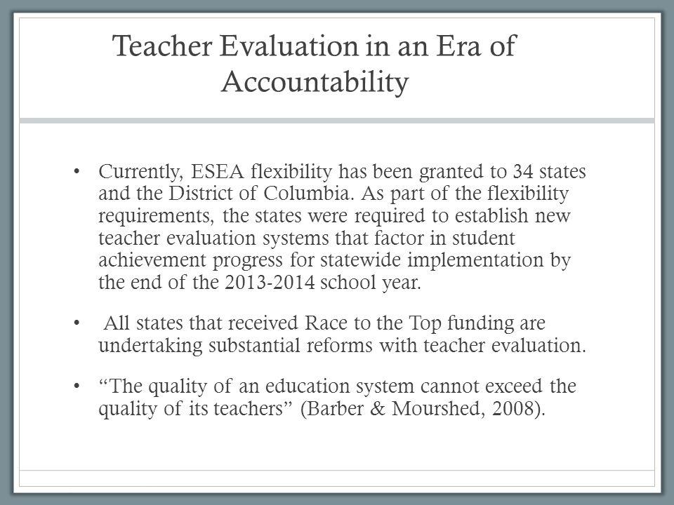 A Flawed System Problem No.1: Observation equals evaluation Problem No.