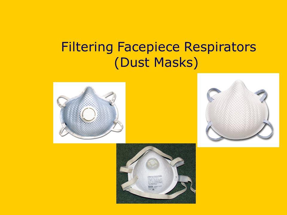 Filtering Facepiece Respirators (Dust Masks)