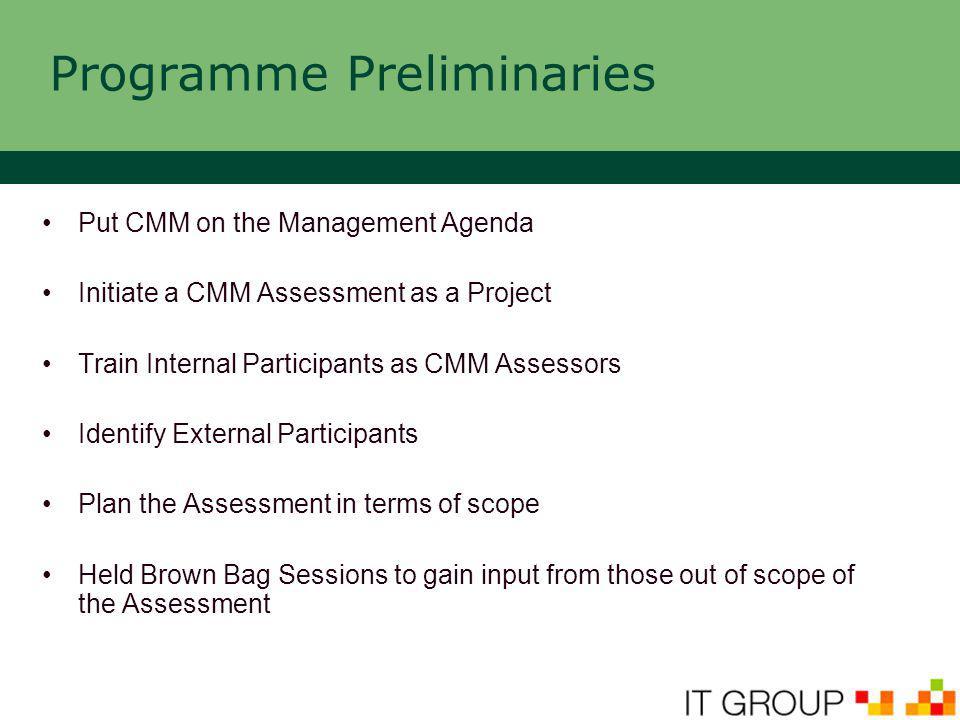 April 03 – March 04 Step 1 – Perform Assessment.