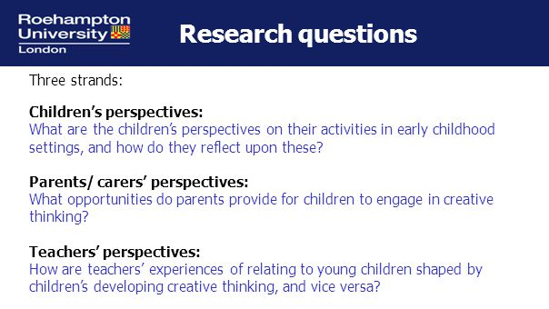 Preliminary findings: Children's strand - Metacognitive Behaviour in Reflective Dialogues and Observations M K: Metacognitive Knowledge M R: Metacognitive Regulation E M: Emotional and Motivational Regulation