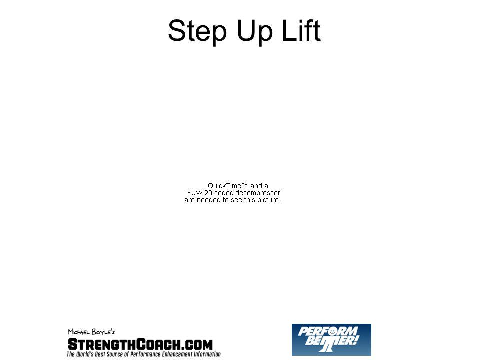 Step Up Lift