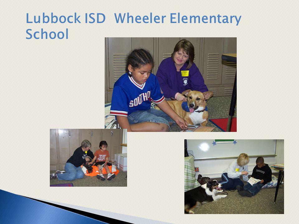 Lubbock ISD Wheeler Elementary School